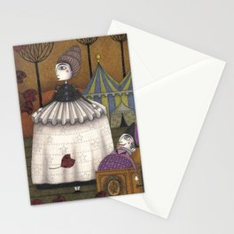 A Day in Autumn Stationery Cards