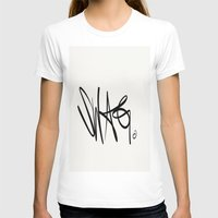 swag T-shirts featuring Swag. by transFIGure