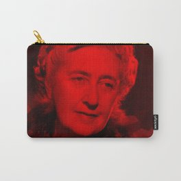 Margaret Rutherford - Celebrity (Photographic Art) Carry-All Pouch