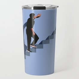 How's it going to end ? Travel Mug