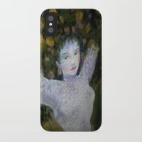 valentina iPhone & iPod Cases featuring Valentina by Cdill