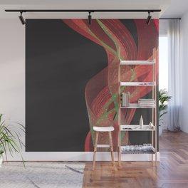 Smokey Charme Wall Mural