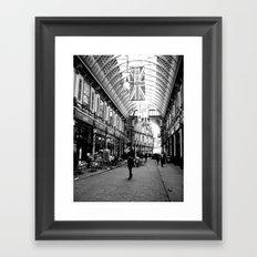 Leadenhall Market  Framed Art Print