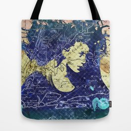 Lady of the Lake. Tote Bag