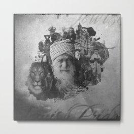 Jewish Pride Metal Print