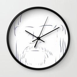 Face 3 Wall Clock
