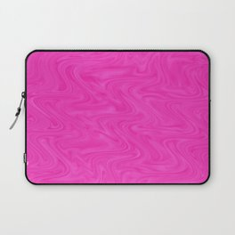 liquid Pink Laptop Sleeve