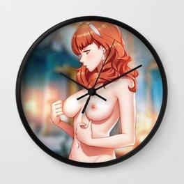 Fire Emblem - Celica Nude Wall Clock
