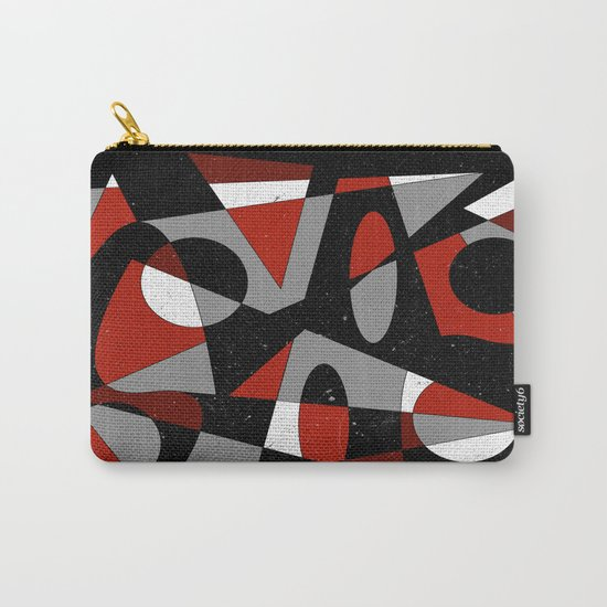Abstract #116 Carry-All Pouch