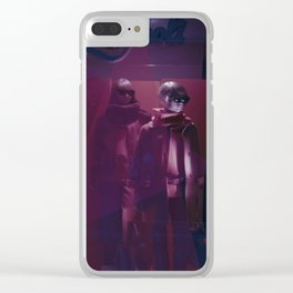 Mannequins Clear iPhone Case