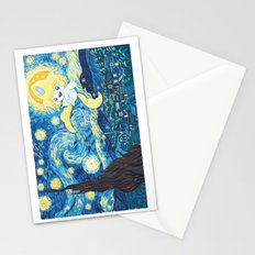 Starry Wish Stationery Cards