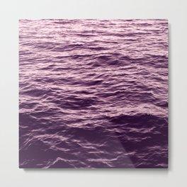 Rosie Waves Metal Print
