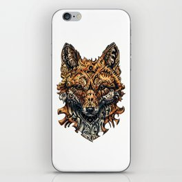 Deception iPhone Skin