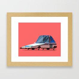 """Go-Go Gadgetmobile!"" Framed Art Print"