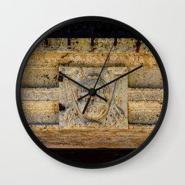 Hooker Hall Residence Dormitory Rollins College Winter Park Central Florida Orlando Wall Clock