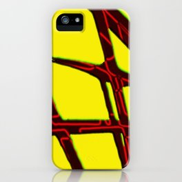 Rushes 1 iPhone Case