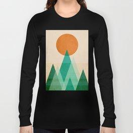 No mountains high enough Long Sleeve T-shirt
