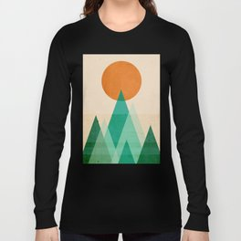 No mountains high enough Long Sleeve T-shirt