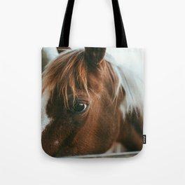 crystal the pony Tote Bag