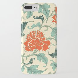 Chinese peony iPhone Case