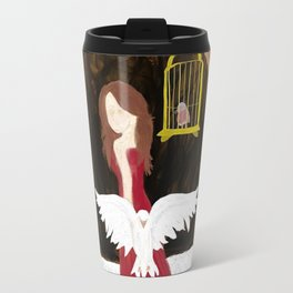 The Old Woman in the Woods Travel Mug