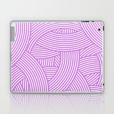 New Weave in Radiant Orchid Laptop & iPad Skin