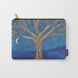 Chakra Tree Carry-All Pouch