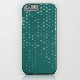 leo zodiac sign pattern tw iPhone Case