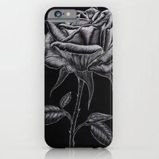 Silver Rose iPhone 6s Slim Case