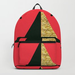 Holiday Trees Backpack