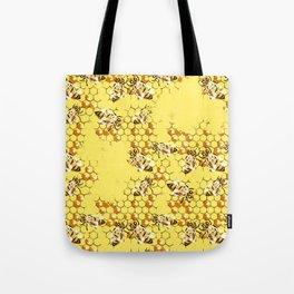 Honey Hive Tote Bag