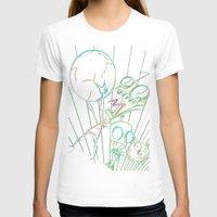invader zim T-shirts featuring invader zim by jjb505
