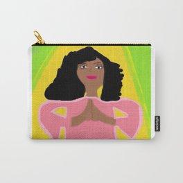 Woman of Faith Carry-All Pouch