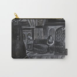 Twin Peaks - White Lodge Carry-All Pouch