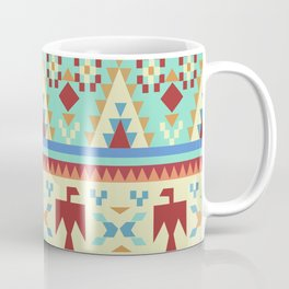 American Native Pattern No. 118 Coffee Mug