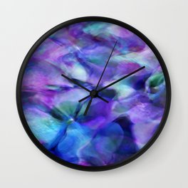 Hypnotic dreams Wall Clock