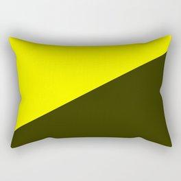 Anarcho-Capitalism Flag Rectangular Pillow