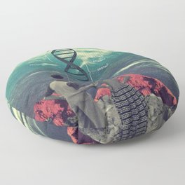 Distance And Eternity Floor Pillow