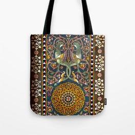 Sicilian ART NOUVEAU Tote Bag