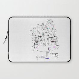 shampoo day Laptop Sleeve