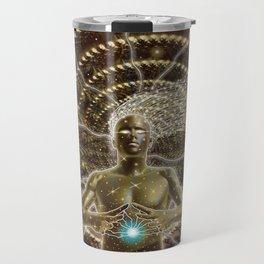 Birthing Of A New Soul Travel Mug