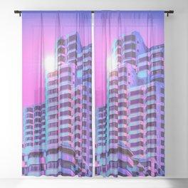 Morning Son Sheer Curtain