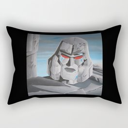 Transformers Megatron G1: It's Over Prime! Rectangular Pillow