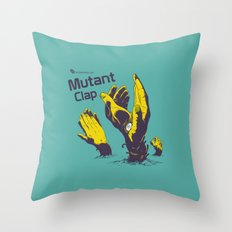 Hexinverter.net – Mutant Clap Throw Pillow