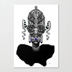Third Eye Tikka Canvas Print