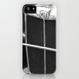 MG TC sports car iPhone Case