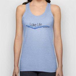 Skaneateles Lake Life Unisex Tank Top