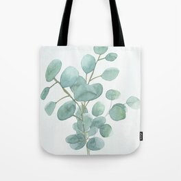 Eucalyptus Silver Dollar Tote Bag