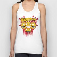 buzz lightyear Tank Tops featuring Buzz by Tshirt-Factory