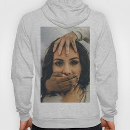 There is a darkness inside of you. Hoody